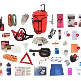 Family Road Trip Auto Survival Kit