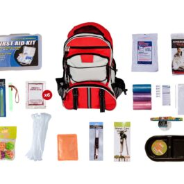 Emergency Cat Survival Kit