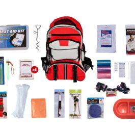 Emergency Dog Survival Kit