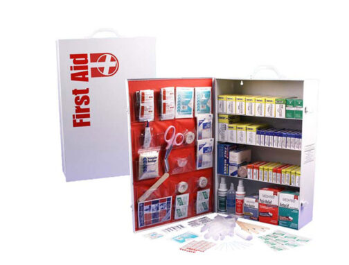 4-Shelf-First-Aid-Kit-Cabinet